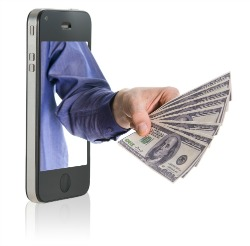 What is mobile lending