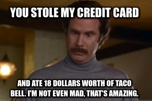 credit union card controls