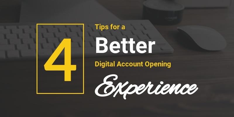 Credit Union Digital Account Opening