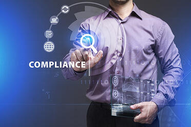 Managing financial institution compliance