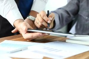 digital lending eSignature