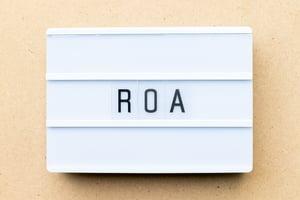 ROA credit union efficiency