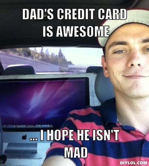 parental controls on credit cards